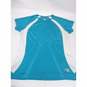 The-North-Face-Flight-Series-Vapor-Wick-Women-039-s-Running-fitness-shirt-Small