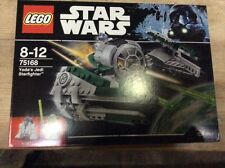 BRAND NEW BOXED LEGO Star Wars Yoda Jedi Starfighter 75168 FREE POSTAGE