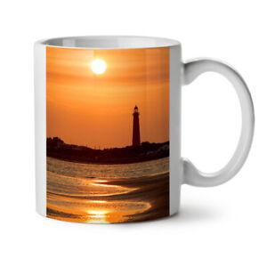 Sunset Photo Nature NEW White Tea Coffee Mug 11 oz   Wellcoda