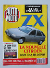 MAGAZINE - AUTO MOTO N° 101 - FEVRIER 1991 *