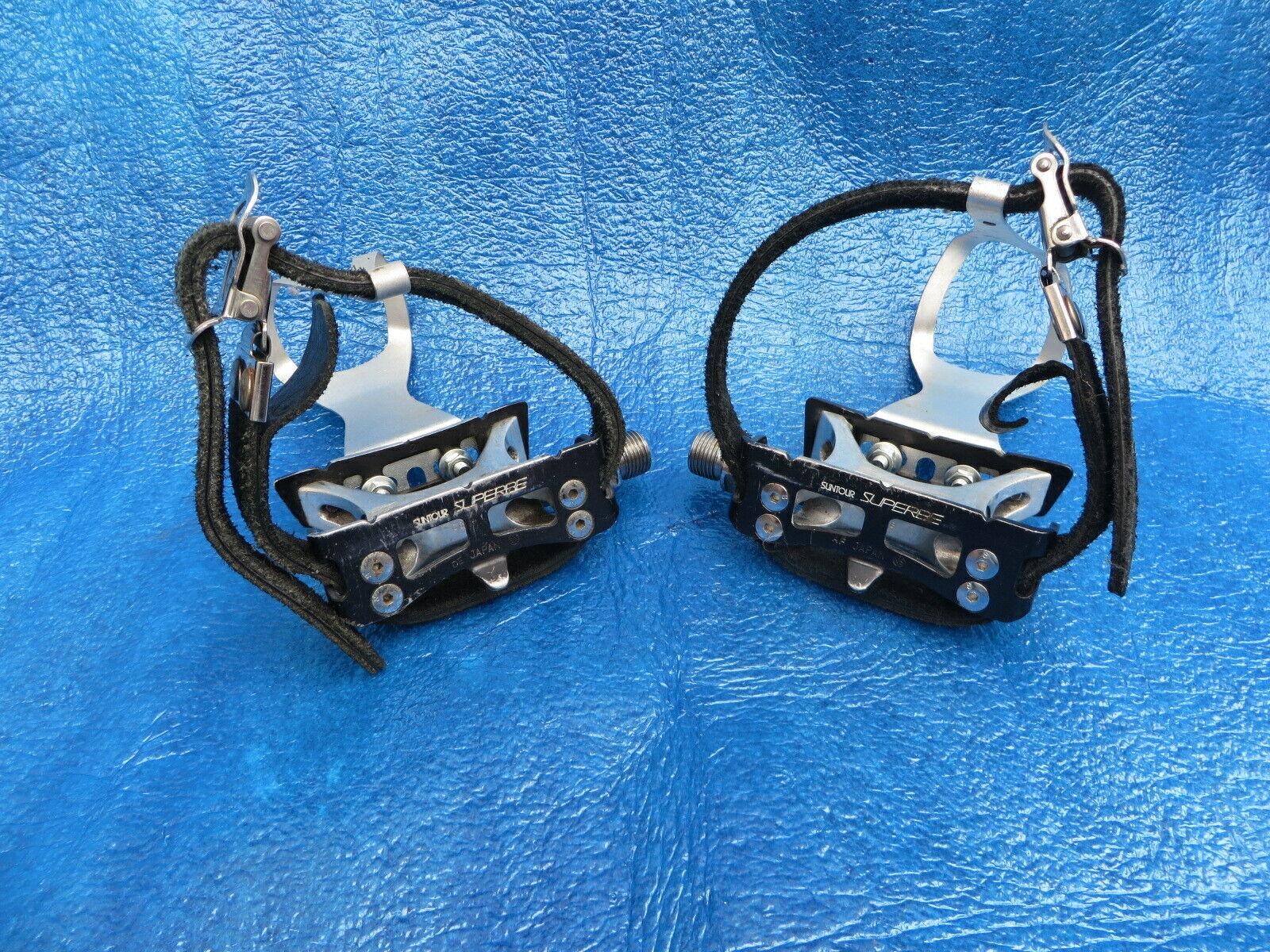 Suntour Superbe Pro  NJS Approved Pedal Set Pista Fixed Gear Fixie (190541405)