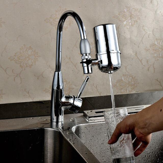 Leitungswasser reinigen Purifier-Hahn-Filter Startseite Haushalt Cartridge  NIU