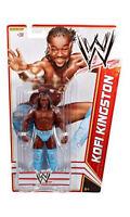 Mattel Wwe Basic Series 19 Kofi Kingston (39) Wrestling Action Figure