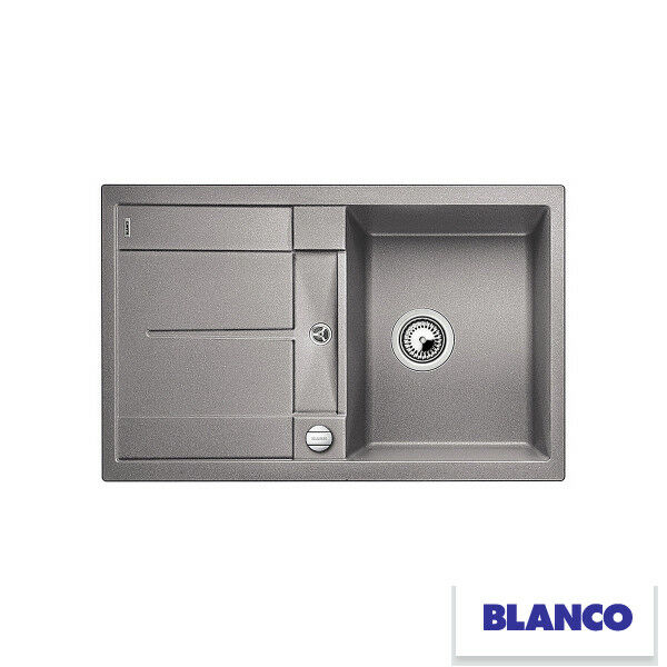Blanco Metra 45s Silgranit Puradur Ii Alumetallic Ebay
