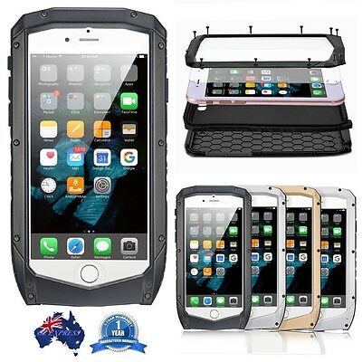 official photos 842b6 a74c3 DinosaursBox Heavy Duty iPhone 6 6S Shockproof Dirtproof waterproof Case  Cover | eBay