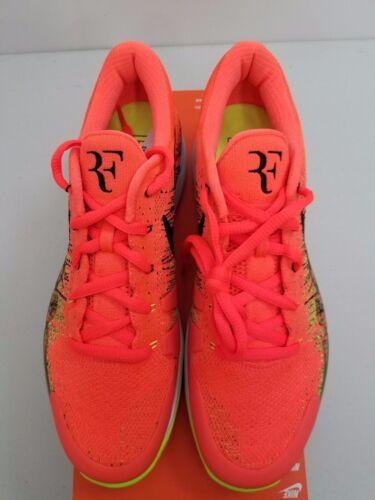 tenis 800 Raro Federer 845797 Rogo Roger nuevo Flyknit Nike Vapor zapato xRAqRIv