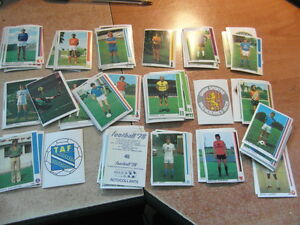 original-FOOTBALL-STICKERS-GLOWACKI-genre-PANINI-FOOTBALL-78-1978-Choix-ds-liste
