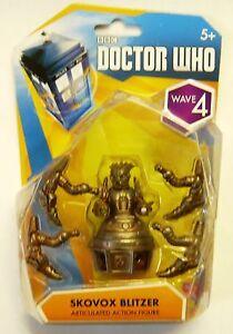 """Doctor Who 3.75 /""""Wave 4 skovox Blitzer articualted Figura De Acción"""