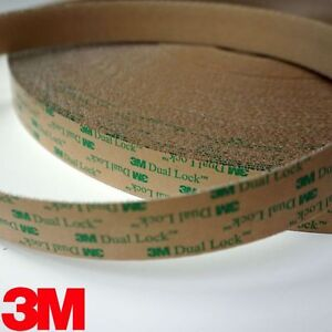 Dual Lock Sj 4570 3M™ Adhesivo Transparente De 25MM En Venta por Metro