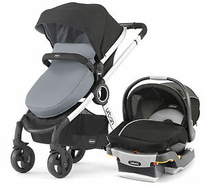 Chicco Urban 6 In 1 Baby Travel System Baby Stroller W