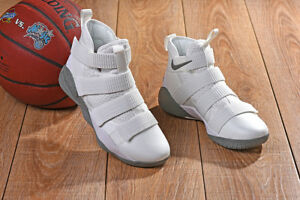 efb94f44b28 Nike Lebron Soldier XI SFG 897646-005 Light Bone-Stucco Men s ...