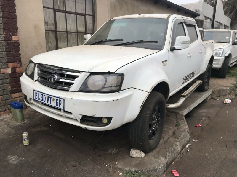 Tata xenon stripping for parts 2.2