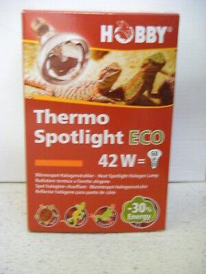 Haustierbedarf Freundlich Hobby 37562 Thermo Spotlight Eco 42w üBerlegene Materialien Heizlicht