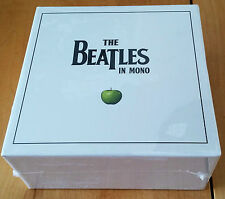 The Beatles Mono white Box CD 2009 SEALED Canada. Limited to only 10,000 copies