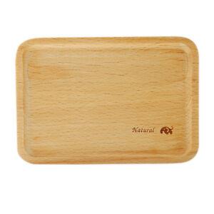 Rectangle-Wood-Plates-Dishes-Food-Fruit-Tea-Dessert-Dinner-Wooden-Plate