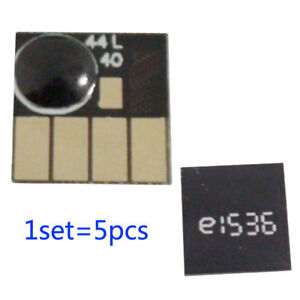 Details about For HP364 HP 364 refillable ink cartrige CISS CIS auto reset  chip ARC chips 5pcs