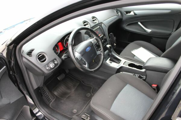 Ford Mondeo 2,0 TDCi 140 Collection stc. aut billede 8