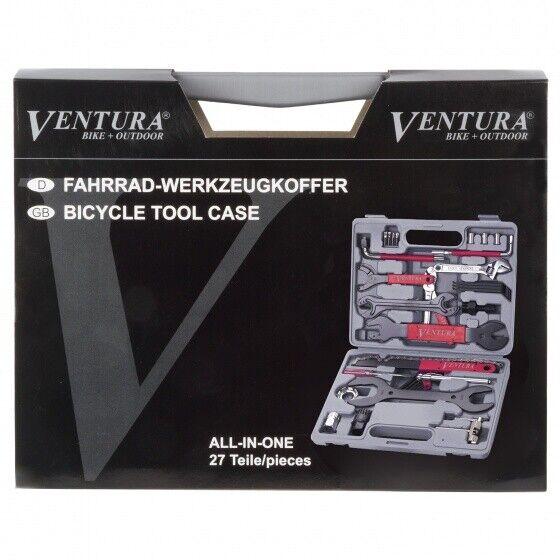 Ventura werkzeugkoffer Bike and Outdoor37-teilig
