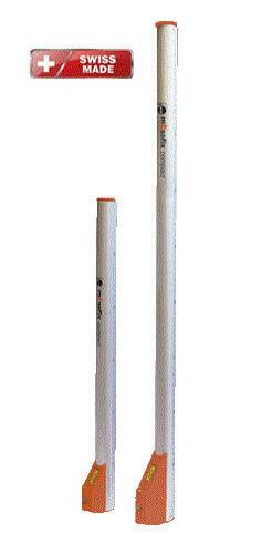 Nedo Messfix Compact Teleskop-Messlatte 0,60-3,04 M Toise Télescopique Forme