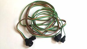 [TBQL_4184]  1962-1966 Chevy Pick Up Truck Rear Body Intermediate Wiring Harness Fire  Wall | eBay | Chevy Truck Wiring Harness Ebay |  | eBay
