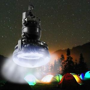 NEW-Tent-Light-Fan-Camping-LED-Lantern-Portable-Outdoor-Hiking-Gear-Equipment-PE