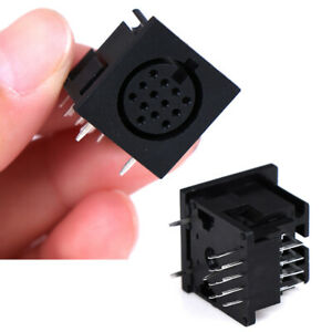 20pcs 3.5mm Female Connector 3 Pin Headphone Jack Socket Mono Channel PJ-301MSN