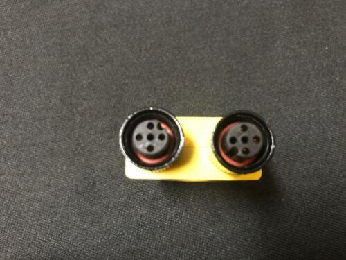 Molex Brad Harrison Daniel Woodhead 81594R Micro 4P Splitter *BRAND NEW*