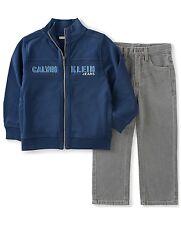 Calvin Klein Jeans 24 Month 1 Baby Boys Jacket Zip Jumper Pants