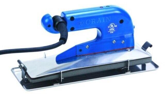 Crain 905 Carpet Seam Iron