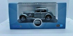 1:43rd empresa automovilística Oxford, SS Jaguar 2.5 ltr. nuevo en caja de ventana de visualización