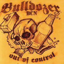 BULLDOZER – OUT OF CONTROL EP punk oi! decibelios