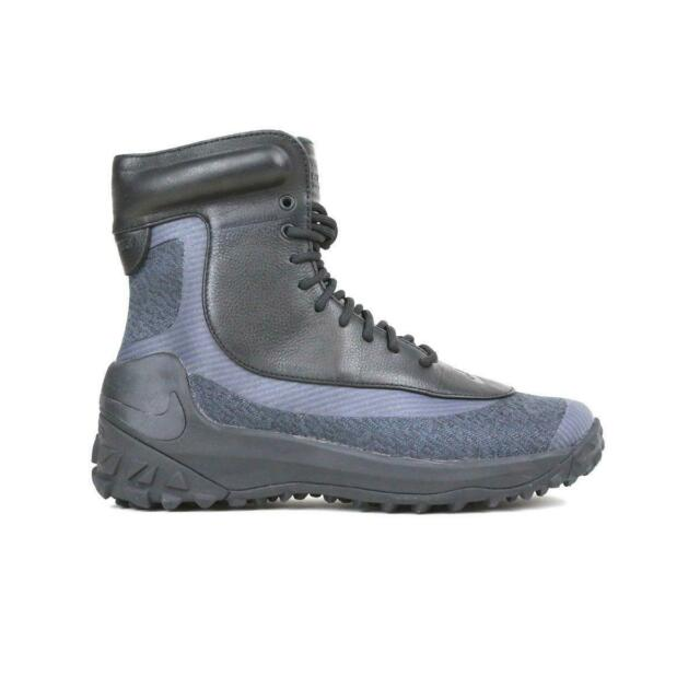 nike leather boots womens