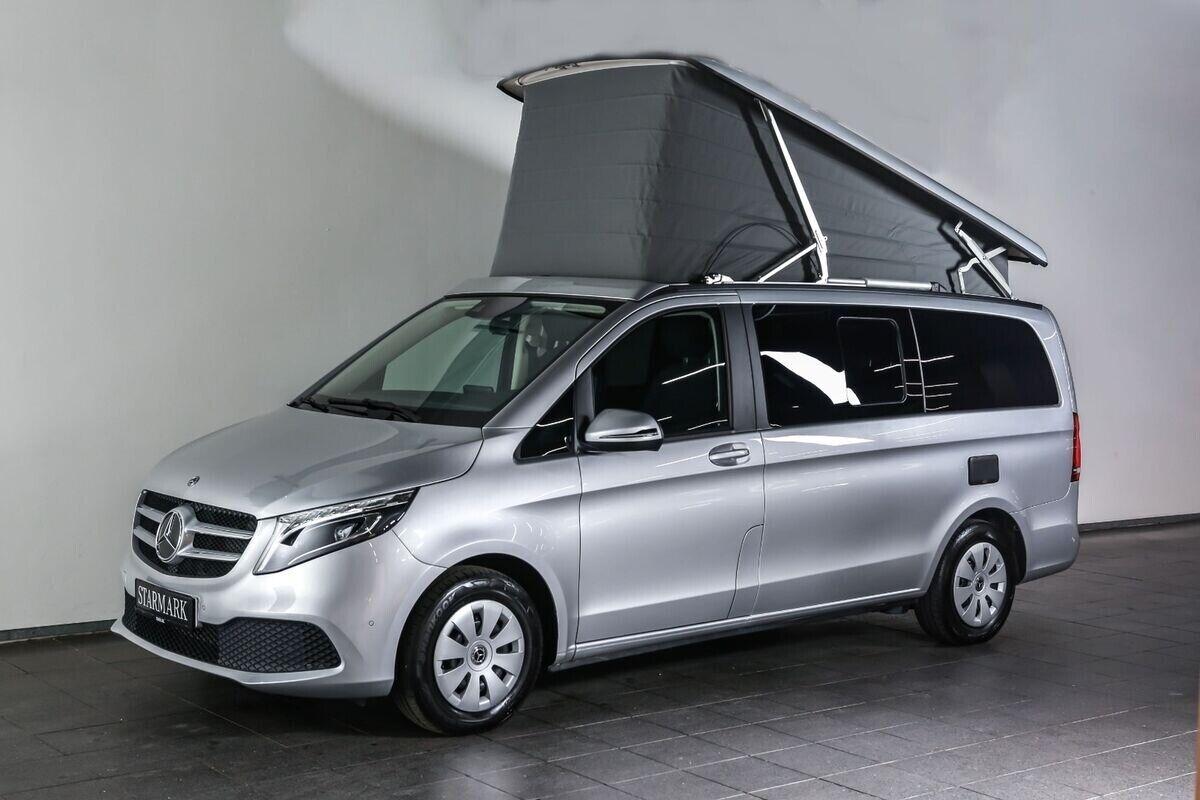 Mercedes-Benz V220 d 2,0 Marco Polo aut.