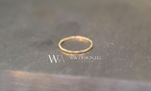 Nose Ring Diamond Cut Hoop 24 ga Gold Platinum Silver Septum Belly Helix Tragus