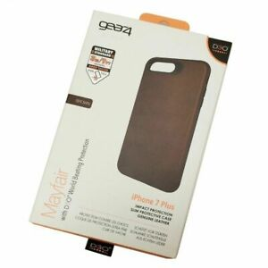 Gear4-Mayfair-D30-Shockproof-Leather-Case-Cover-for-iPhone-7-Plus-Brown