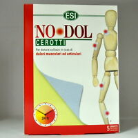 Esi No Dol 5 Adhesive Bandage Donate Relief From Pain Muscles And Joints