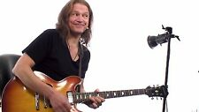 Robben Ford Guitarra Pestañas Tablatura lección CD de software 10 canciones y 16 pista de respaldo