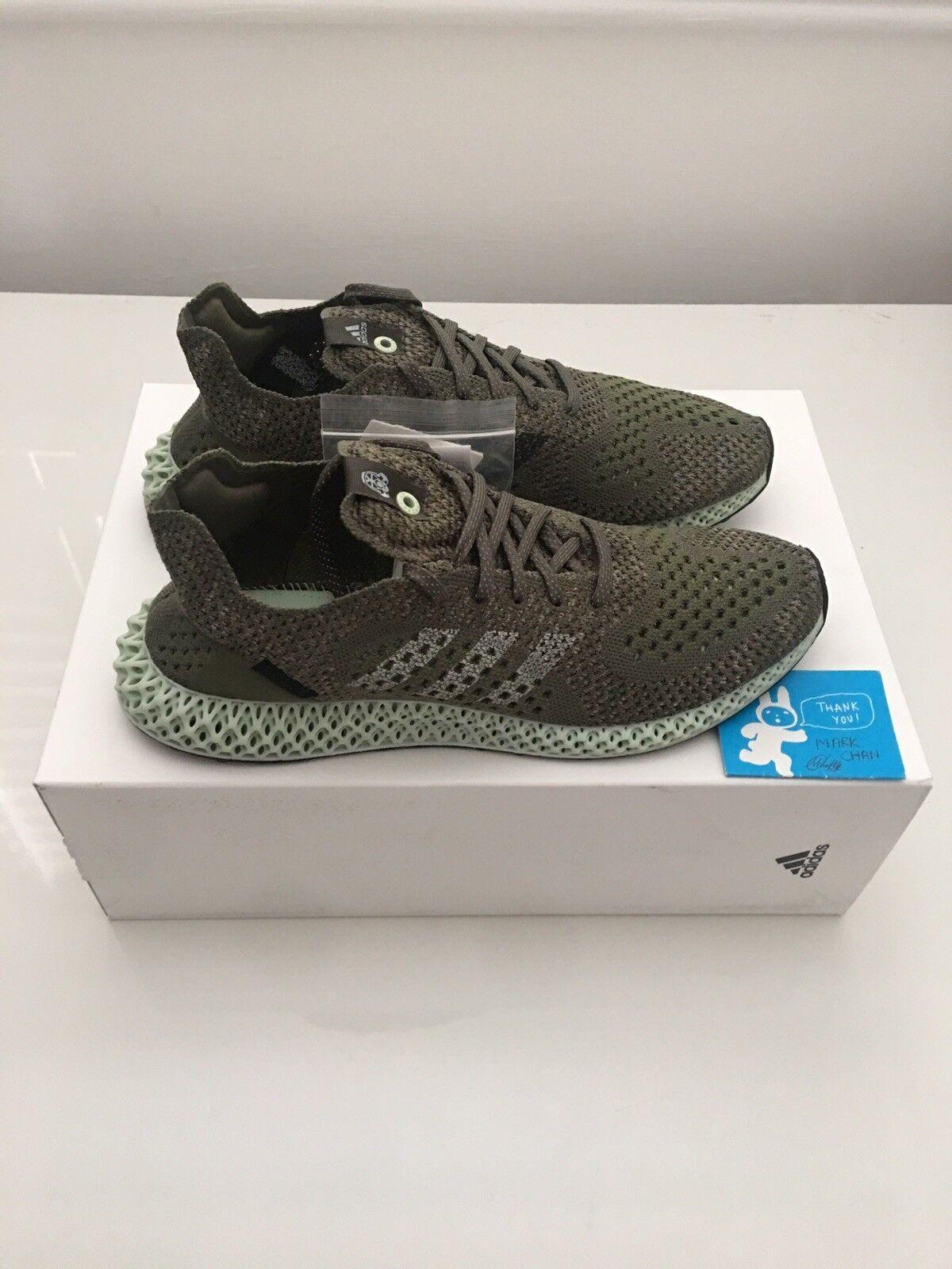 Adidas Consortium Runner 4D x Footpatrol UK9.5 (US10) Deadstock