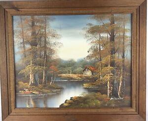 Vintage-Marklein-Oil-Painting-Art