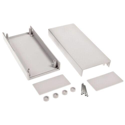 200x90x49MM Electronic Project Box Universal PCB Enclosure Case with Panels KE5B