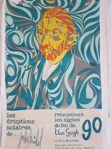Van gogh poster. van gogh print 75x52 cm 28.34x20.47 inch jules ...