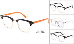 Interview-Smart-Clear-Lens-Glasses-Fake-Vintage-Nerd-Geek-Retro-Hipster