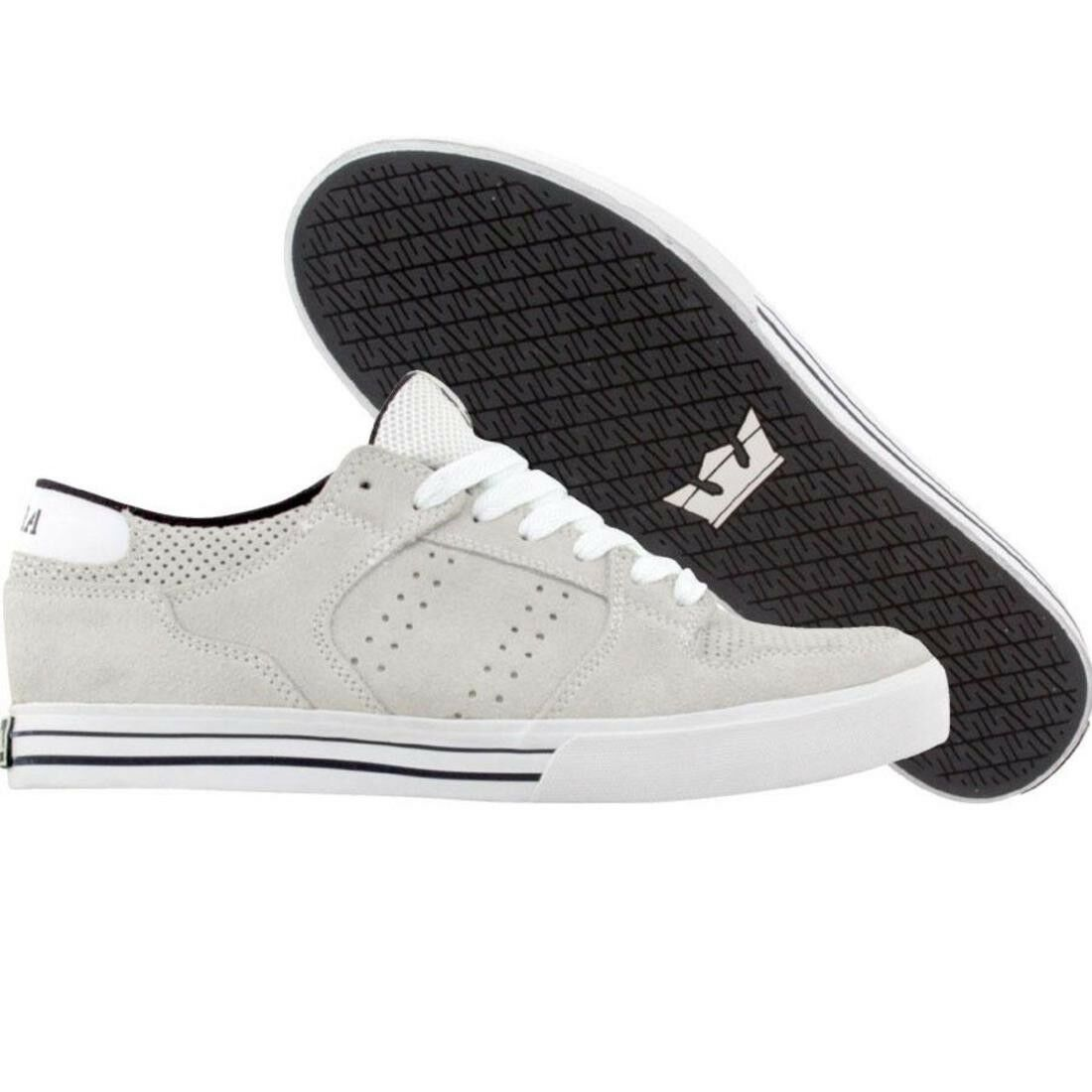 59.99 Supra Vaider Low (white / white) 36003