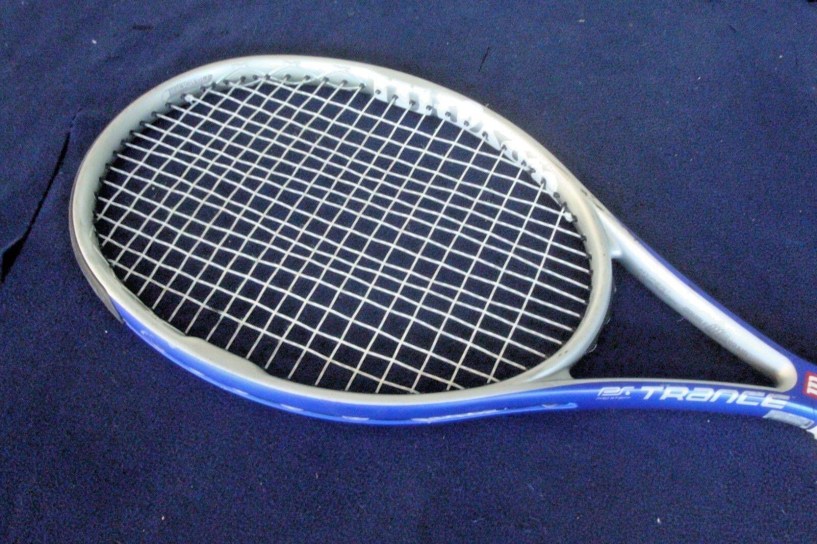 Wilson Pro Staff Trance MidPlus 95  Tennis Racquet 4 3 8   EXCELLENT