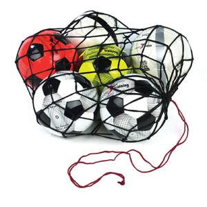 Precision-Training-12-Ball-Fussball-Trage-Netz-Ball-Tasche