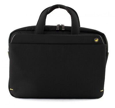 Mandarina Duck Mister Duck Briefcase Borsa Per Laptop Borsa Black Nero-