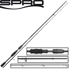 SPRO Freestyle Concept JIG SPIN 30 2.40m 5-20g WG spinning Zip-up protection