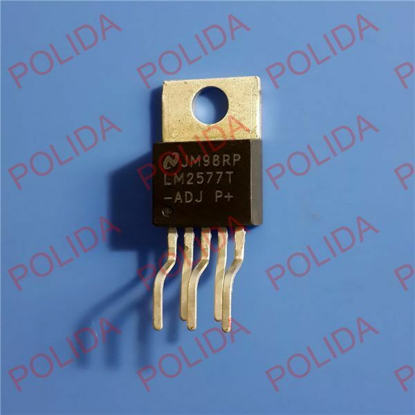 10PCS IC NSC TO-220 LM2575T-ADJ