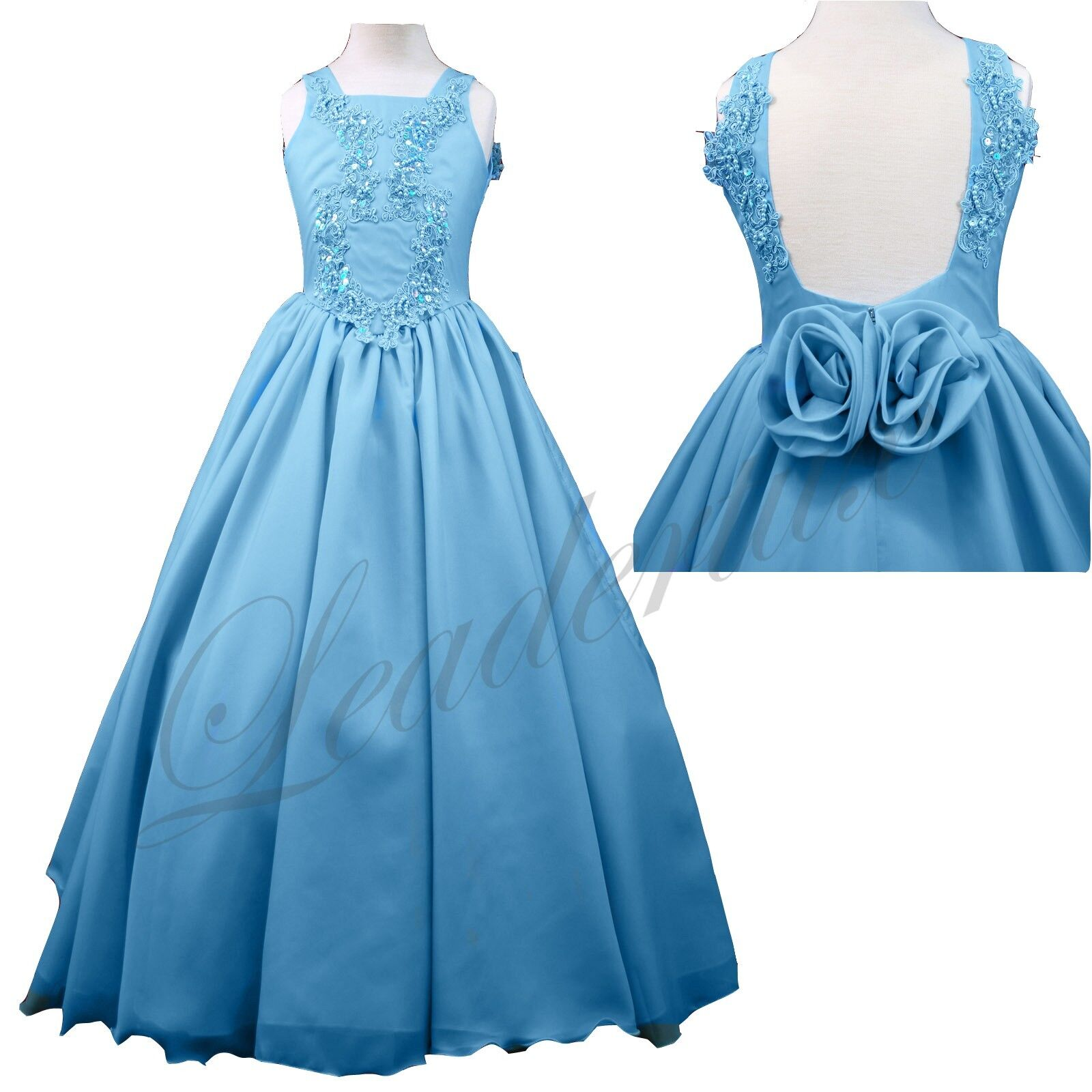 Girls Formal Occasion , Wedding & Formal Occasion , Clothing ...