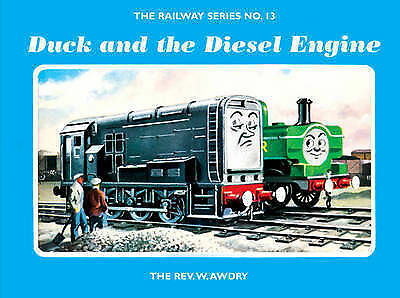 1 of 1 - Good, The Railway Series  No. 13 : Duck and the Diesel Engine (Classic Thomas th